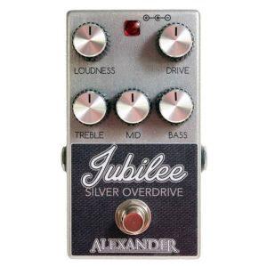 Alexander Silver Jubilee Pedal
