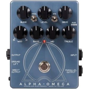 Darkglass Electronics Alpha Omega Distortion Pedal