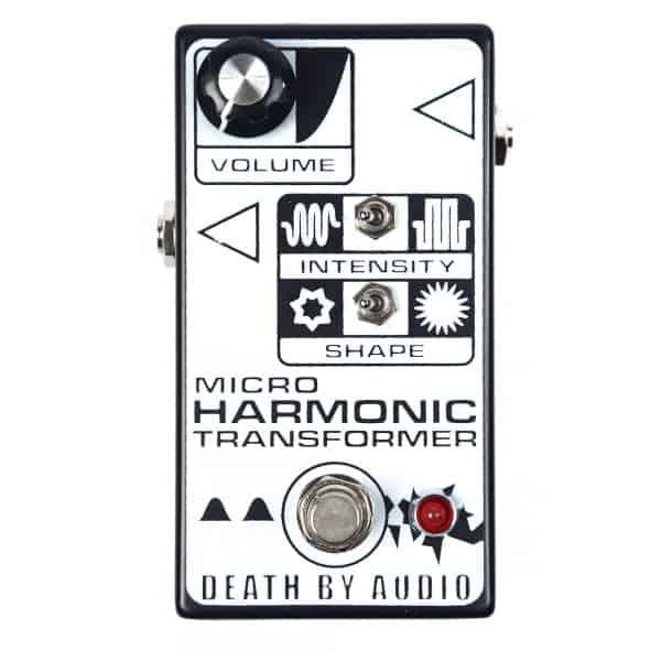 Death By Audio Micro Harmonic Transformer
