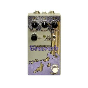 Dwarfcraft Devices Treeverb reverb pedal