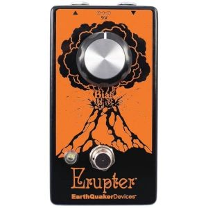 EArthQuaker Devices Erupted