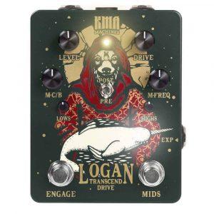 KMA Logan Overdrive Pedal