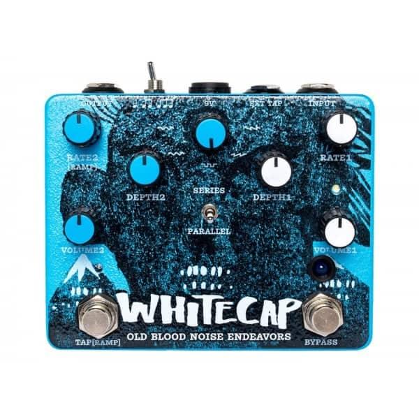 Old Blood Noise Endeavors Whitecap Dual Tremelo
