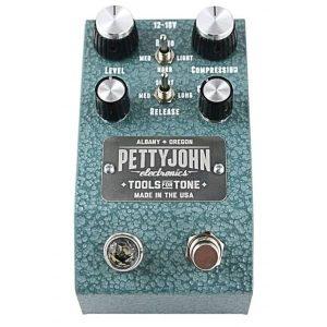 Pettyjogn Crush compressor pedal