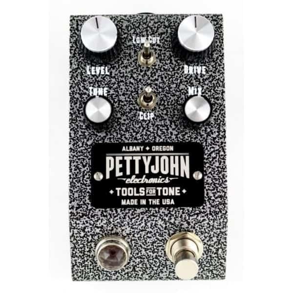 Pettyjohn Electronics Iron Overdrive Pedal