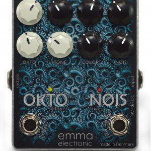 Emma Electronic Okto Nojs Fuzz Pedal