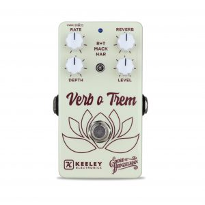 Keeley Verb o Trem