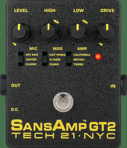 Sansamp GT2 - Tech21