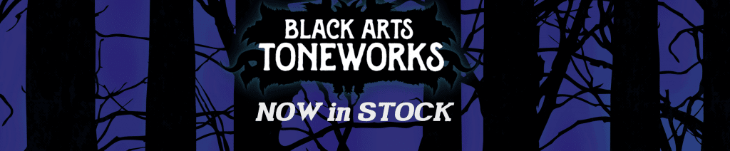 Black Arts Toneworks is stock