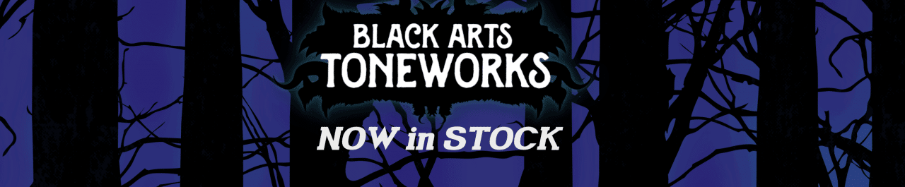 Black Arts Toneworks is stock