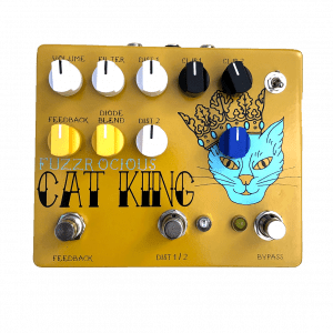 Fuzzrocious Cat King