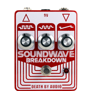 Dealth By Audio Soundwave breakdown