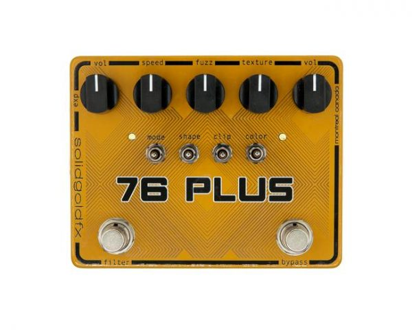 Solid Gold Fx 76 Plus