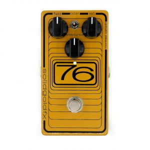 Solid gold FX 76