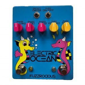 Fuzzrocious Electric Ocean Front